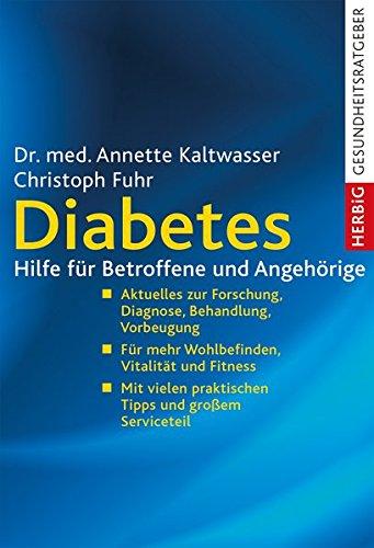 Diabetes: Hilfe für Betroffene und Angehörige