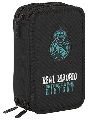 Safta – plumier Triple de Real Madrid-2 (411777057)