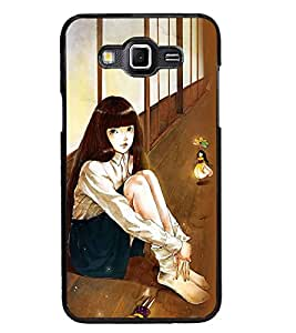 PrintDhaba Quote D-4676 Back Case Cover for SAMSUNG GALAXY GRAND 3 (Multi-Coloured)