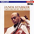 Janos Starker: Virtuoso Music for Cello