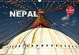 Nepal (Wandkalender 2018 DIN A3 quer): 13 traumhafte Reisefotos aus dem buddhistischen Staat im Himalaya. (Geburtstagskalender, 14 Seiten ) (CALVENDO Orte) [Kalender] [Apr 07, 2017] Schickert, Peter