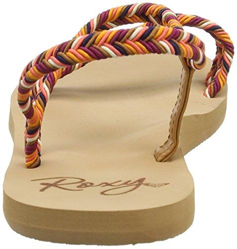 Roxy Luana, Sandali alla Schiava Donna Multicolore (Multi)