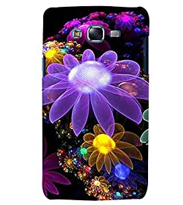 Citydreamz Floral Print Hard Polycarbonate Designer Back Case Cover For Samsung Galaxy J5 2016 /J56/J510