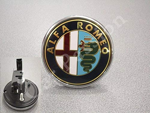 ORIGINAL ALFA ROMEO Giulietta Emblem Heckklappe Kofferraum 50530581