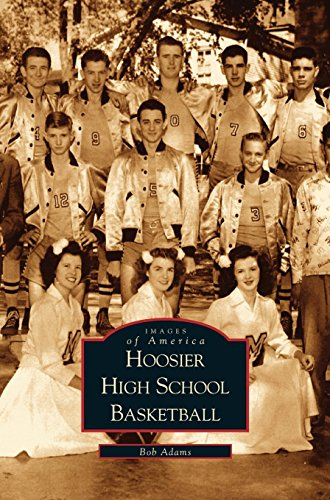 Hoosier High School Basketball por Robert Adams
