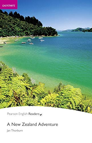 Penguin Readers ES: New Zealand Adventure, The Book & CD Pack: Easystarts (Pearson English Graded Readers) - 9781405880664 por Jan Thorbun