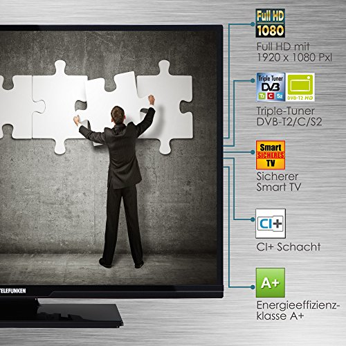 Telefunken XF32D401 81 cm (32 Zoll) Fernseher (Full HD, Smart TV, Triple Tuner) - 8