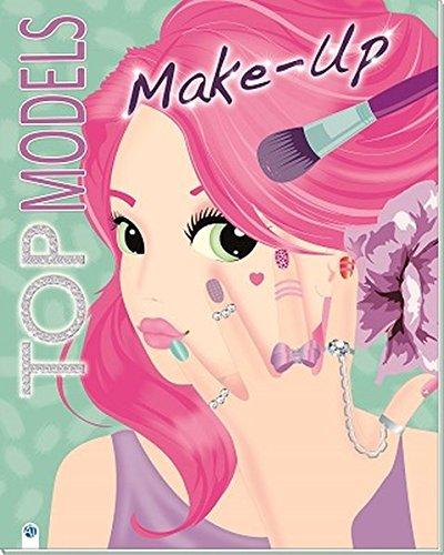 "Preisvergleich Produktbild Topmodels Stickermalbuch ""Make-up"""
