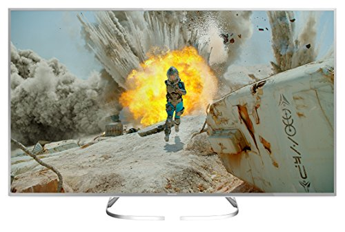 Panasonic TX-50EXW734 VIERA 126 cm (50 Zoll) LCD Fernseher (4K Ultra HD, HDR, Quattro Tuner, Smart TV) (Scharfe 50in Led-tv)