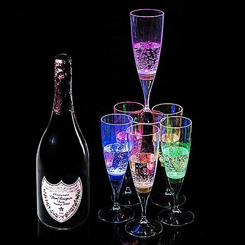 Bluelover 55Cm Vino Champagne Copa De Cristal Que Cuelga De La Suspensi/ón Del Sostenedor Del Estante Colgante