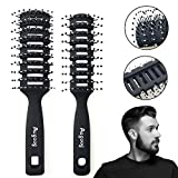 Best 2K Hair Dryers - 2 Pack Vent Hair Brush,Great Styling & Blow Review