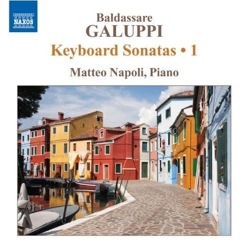 Keyboard Sonata in F Major, Illy No. 28: I. Andante