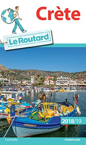 Guide du Routard Crète 2018/19