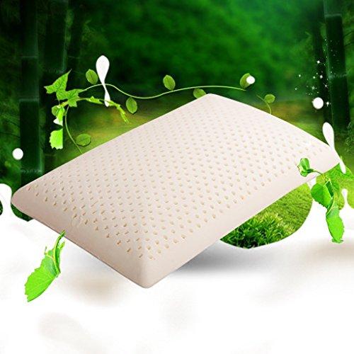 Latexkissen Latexkissen Zervikale Kissenhalspflege für 60 * 40 * 12cm Gesundheit natürliches Gummikissen ( größe : 60*40*12cm )