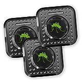 ISOTRONIC Insektenschutz Mückenschutz Mückenabwehr 230V Insektenabwehr Gegen Steckmücken