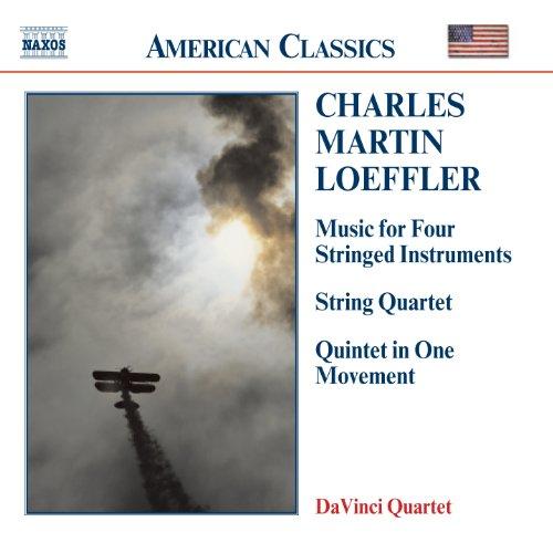 Loeffler: Music For Stringed Ins...