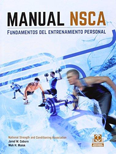 Manual NSCA. Fundamentos del entrenamiento (Deportes) por Jared W. Coburn