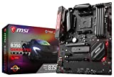 MSI B350 Gaming Pro Carbon Mainboard schwarz