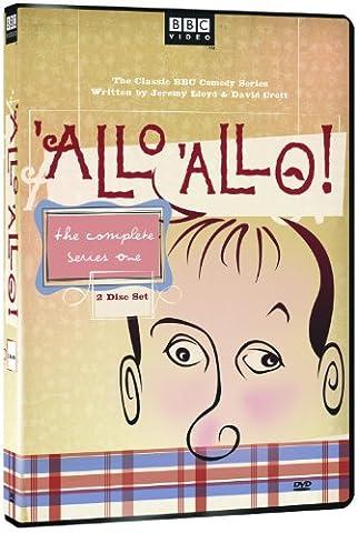 'Allo 'Allo - The Complete Series One [Import USA Zone 1]
