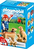 PLAYMOBIL 5209 - Golden Retriever-Familie