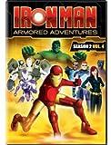 Iron Man: Armored Adventures Season 2 Vol 4 / (Ws) [DVD] [Region 1] [NTSC] [US Import]