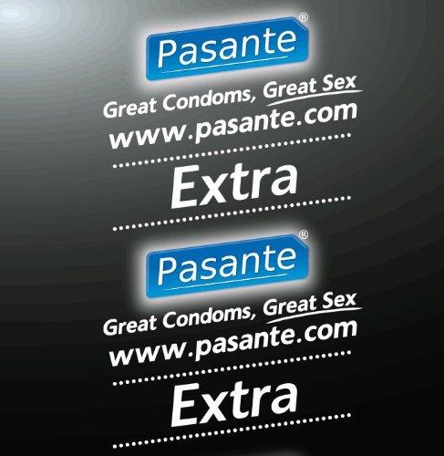 Pasante Extra (Fuerte) Condones x 144
