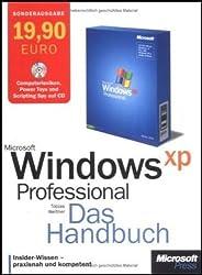 Microsoft Windows XP Professional, Das Handbuch, m. CD-ROM, Sonderausgabe