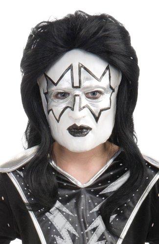 Rubie's Kiss Hard Rock Kinder Perücke The Spaceman Halloween (Hard Halloween Rock)