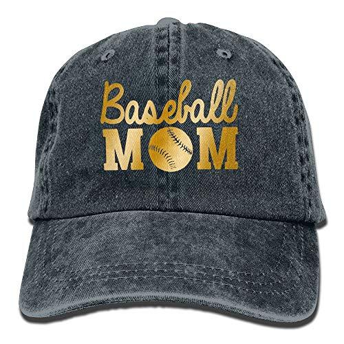 Hat Baseball Mom Denim Skull Cap Cowboy Cowgirl Sport Hats for Men Women Cowgirl Cadet Cap