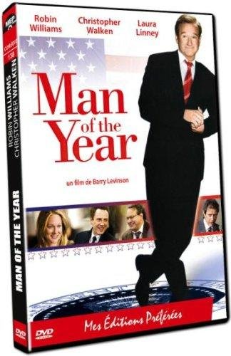 Man of the year [FR Import]