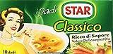 Star - Dado Classico, Ricco di Sapore, Verdure e Olio Extravergine d'Oliva [10 dadi - 100 g]