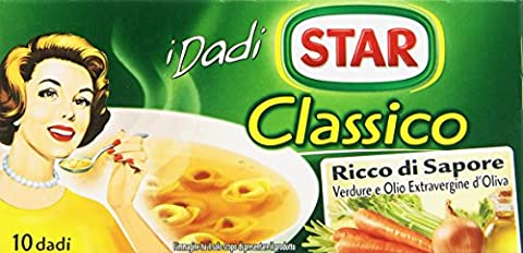 Star Classic Stock Cubes (10 cubes - 100g)