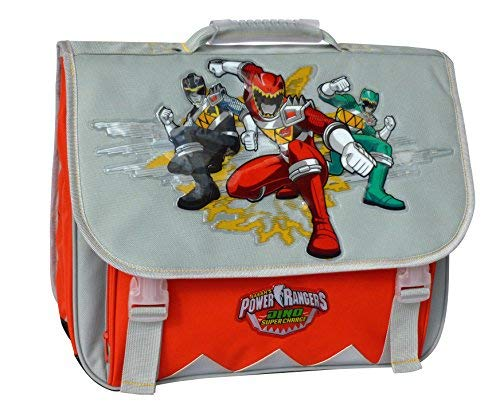Viquel Power Rangers Cartable, Gris