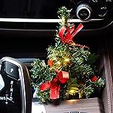 Auto Weihnachtsbaum Christbaum Leuchtbaum mit LED Lichterkette KFZ LKW Licht Advent Deko