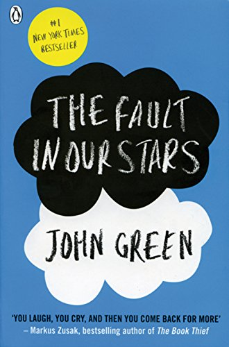 Book cover for The Fault in Our Stars