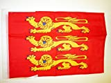 DRAPEAU HAUTE-NORMANDIE 45x30cm - PAVILLON HAUT-NORMAND - FRANCE 30 x 45 cm haute qualité - AZ FLAG