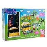 Peppa Pig Campervan & Park Playset ...