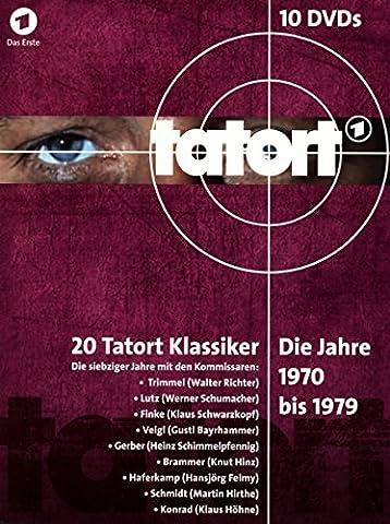 Tatort;(1-3)Klassiker 70er Box(1970-79) [10 DVDs]