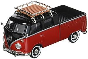 Motormax-79551GRW-Volkswagen Transporter T1-1976(Escala 1/24-