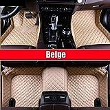 RASOME Tapis de Sol pour Tapis Mercedes Benz G350 G500 G55 G63 AMG W164 W166 M ML GLE X164 X166 GL GLS 320 350 400 420 420 450 500 550