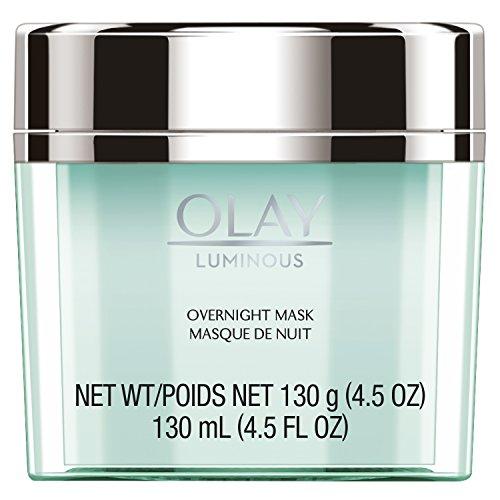 Olay Regenerist Luminous Overnight Facial Mask Gel Moisturizer, 4.5 oz by Olay