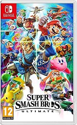Super Smash Bros. Ultimate Twister Parent