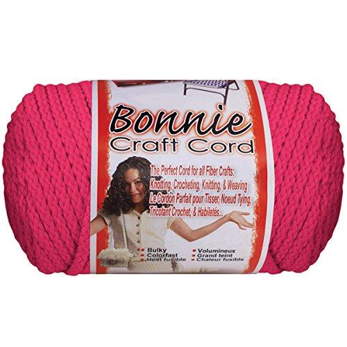 bonnie-macrame-craft-cord-4mmx100yd-azalea-pink