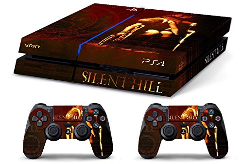 Adhesivo Silent Hill para PS4
