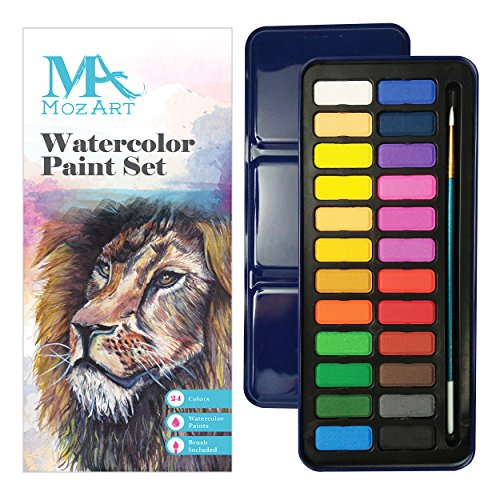 aquarellfarbenset-24-kraftige-farben-leicht-und-tragbar-perfekt-fur-hobbymaler-und-profis-mit-pinsel