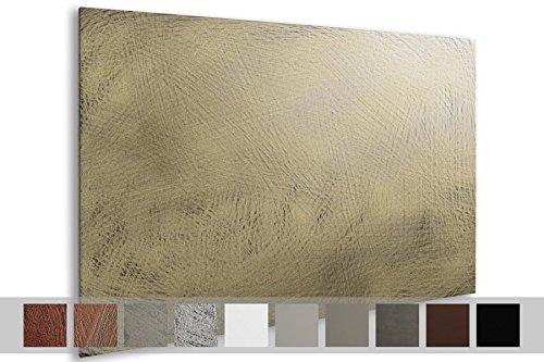 Chauffage à infrarouge warmset de 400W Panneau rayonnant à mural facile Montage pour zones jusqu'à 8m² Panneau infrarouge WHP SG Artistic Line pour chauffage avec surface spatolata couleur