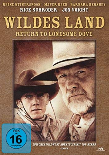 Wildes Land - Return to Lonesome Dove - Teil 1-4 (Fernsehjuwelen) [2 DVDs]