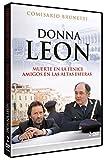 Donna Leon: Muerte en la Fenice + Amigos en las Altas Esferas ( Venezianisches Finale + Feine Freunde) 2003 [DVD]