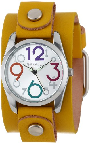 Nemesis Women's YGB1089S Showgirl Sleek Design Watch