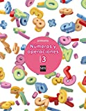 Cuaderno 3 de números y operaciones. Primaria -...